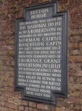 Sutton House in Hackney