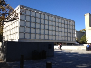 The Beinecke library