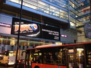 A little bit more billboard action