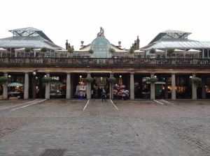 The majesty of Covent Garden, sponsored by Raymond Blanc