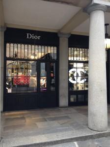 Dior. Christian Dior.